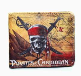 Portemonnee Pirates of the Caribbean