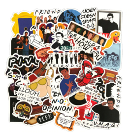 Friends Sticker Set B (50 stuks)