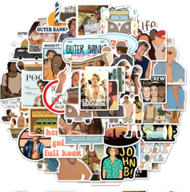 Outer Banks Stickers Set (50 stuks)
