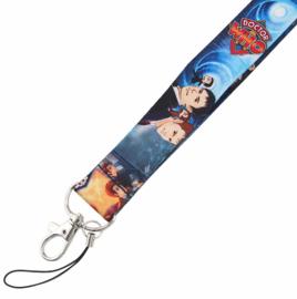 Doctor Who Lanyard Keycord