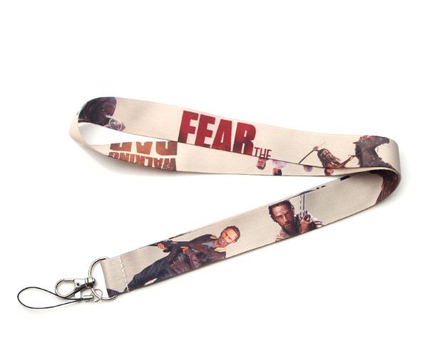 The Walking Dead Lanyard Keycord