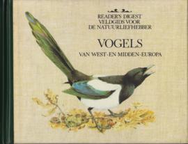 Vogels van West- en Midden-Europa