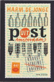 Flessenpost uit Amsterdam, Harm de Jonge