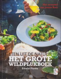 Het grote wildplukboek, Edwin Florès