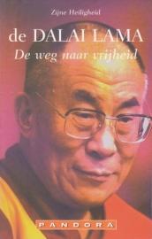 De weg naar vrijheid, de Dalai Lama