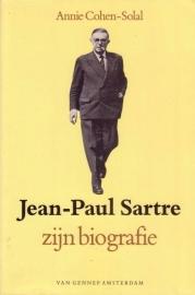 Jean-Paul Sartre, Annie Cohen-Solal
