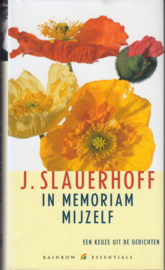 In memoriam mijzelf, J. Slauerhoff
