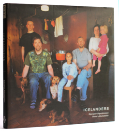 Icelanders, Sigurgeir Sigurjónsson and Unnur Jökulsdóttir
