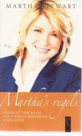Martha`s regels, Martha Stewart