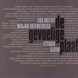 'De gevoelige plaat, literair album', Lisa Kuitert en Mirjam Rotenstreich