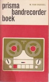 Prisma bandrecorderboek, W. van Brussel
