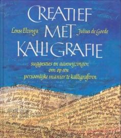 Creatief met Kalligrafie, Lense Elzinga en Julius de Goede