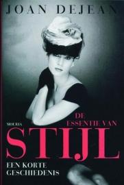 De essentie van stijl, Joan Dejean, NIEUW BOEK