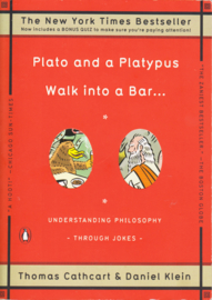 Plato and a Platypus Walk in to a Bar..., Thomas Cathart & Daniel Klein