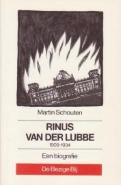 Rinus van der Lubbe, 1909-1934, Martin Schouten