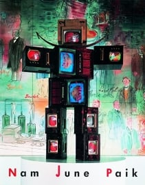 Nam June Paik, Video Time - Video Space, Toni Stoos und Thomas Kellein