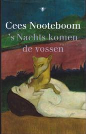 's Nachts komen de vossen, Cees Nooteboom
