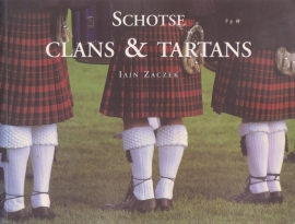 Schotse clans & tartans, Iain Zaczek