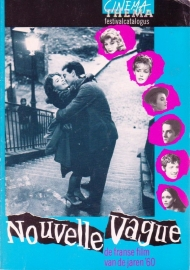 Nouvelle Vague, Cinemathema festivalcatalogus