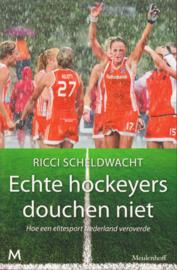 Echte hockeyers douchen niet, Ricci Scheldwacht