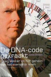 De DNA-code gekraakt, James Shreeve, NIEUW BOEK