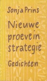 Nieuwe proeve in strategie, Sonja Prins