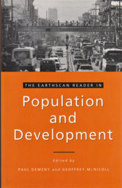 The Earthscan Reader in Population and Development, Edited by Paul Demeny and Geoffrey McNicoll