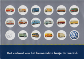 Het verhaal van het beroemdste busje ter wereld