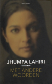 Met andere woorden, Jhumpa Lahiri