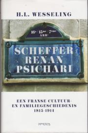 Scheffer, Renan en Psichari, H.L. Wesseling
