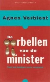 De oorbellen van de minister, Agnes Verbiest