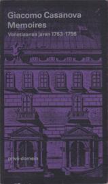 Memoires, Giacomo Casanova