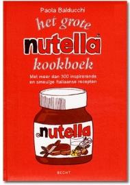 Het grote Nutella kookboek, Paola Balducchi