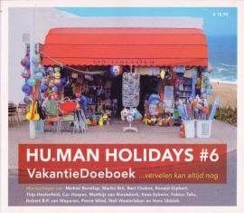 Hu.man Holidays #6, Hans Ubbink