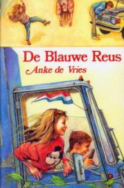 De blauwe reus, Anke de Vries, NIEUW BOEK
