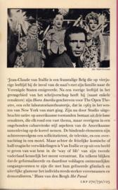 Hoera Amerika, Jean-Claude van Itallie