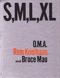 S,M,L,XL, O.M.A., Rem Koolhaas and Bruce Mau