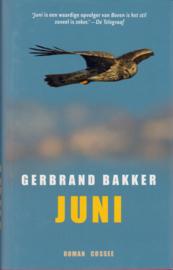 Juni, Gerbrand Bakker, hardcover