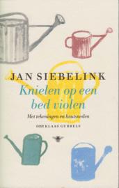 Knielen op een bed violen, Jan Siebelink
