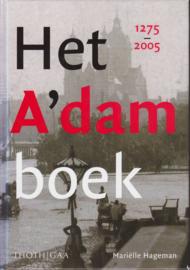 Het Amsterdam boek, Marielle Hageman