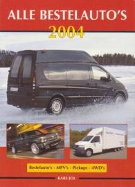 Alle bestelauto's 2004, Kars Jol