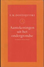 Aantekingen uit het ondergrondse, F.M. Dostojevski