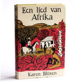 Een lied van Afrika, Karen Blixen