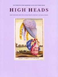 High Heads, Matthew en Mary Darly (Harriet Stroomberg), NIEUW BOEK