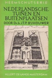 Nederlandsche tuinen en buitenplaatsen, J.T.P. Bijhouwer