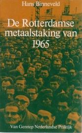 De Rotterdamse metaalstaking van 1965, Hans Binneveld