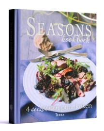 Seasons kookboek, 4 seizoenen puur koken, Aty Luitze