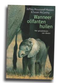 Wanneer olifanten huilen, Jeffrey Moussaieff Masson & Susan MCCarthy