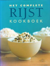 Het complete rijst kookboek, Zoë Harpham