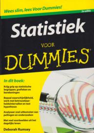 Statistiek voor Dummies, Deborah Rumsey